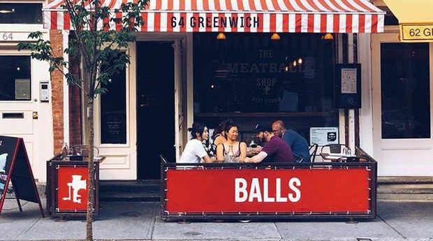 The Meatball Shop, em NY (Foto: Reprodução/Facebook)
