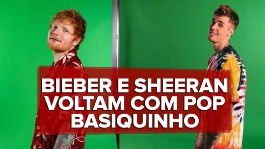 Justin Bieber e Ed Sheeran lançam clipe de 'I Don't Care'; assista