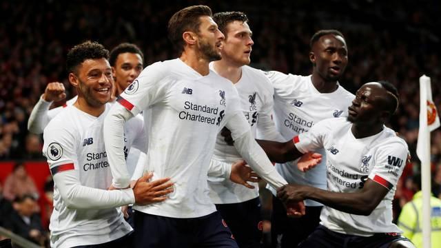 Manchester United 1 X 1 Liverpool Campeonato Ingles Rodada 9 Tempo Real Globo Esporte