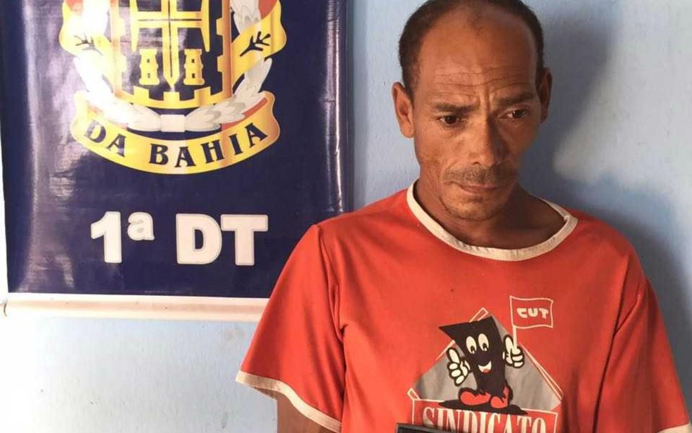 Homem foi preso e confessou estupro de enteada (Foto: Divulgação/Polícia Civil)