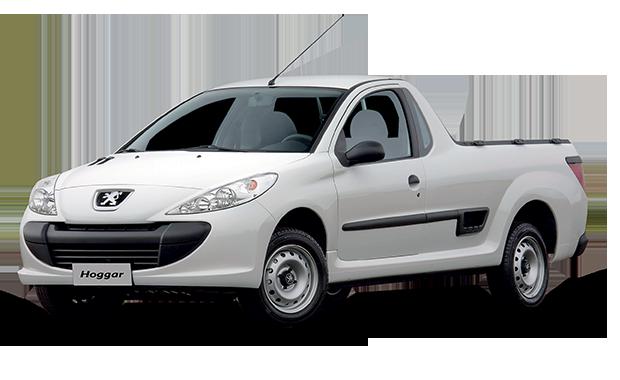 Peugeot Hoggar Xline (Foto: Divulgação)