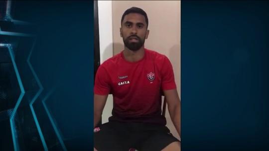 Em súmula, árbitro relata acusação de Renê Júnior de injúria racial