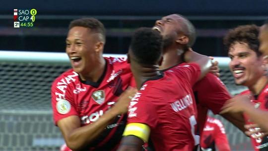 De saída do Athletico, atacante Marcelo Cirino analisa proposta do futebol chinês