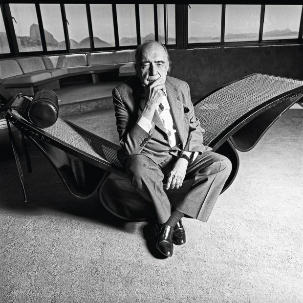 Mostra sobre Niemeyer enfoca suas facetas menos conhecidas (Foto: Edu Simões)