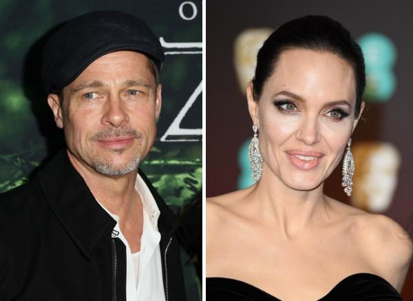 Brad e Angelina estão separados desde 2016 (Foto: Getty Images)