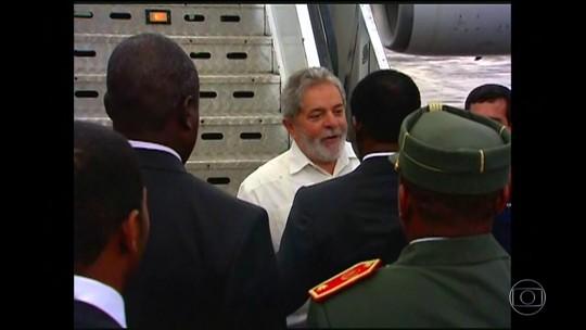 Lula se torna réu por lavagem de dinheiro em negócios com Guiné Equatorial
