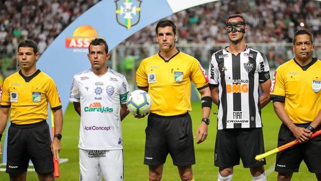 Atlético-MG x CSA