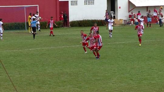 4 de Julho x River-PI - Campeonato Piauiense 2019 - globoesporte.com