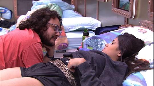 Ana Paula especula sobre decisão de Paula: 'Falou que não joga sem pensar'