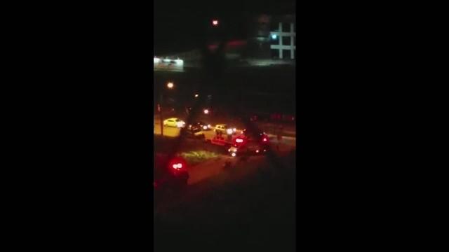 Policiais ficam feridos após perseguição na Via Verde, em Rio Branco