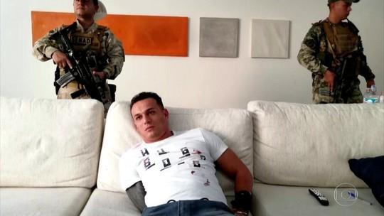 Chefe de facção criminosa de SP é preso no Paraguai