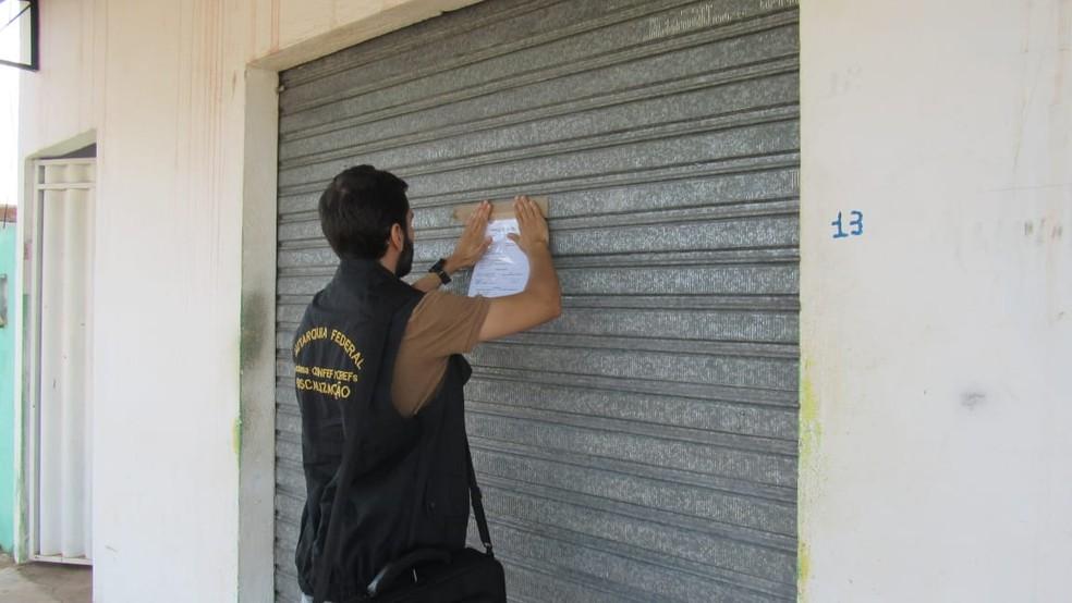 33 academias irregulares foram fechadas pelo Conselho Regional de Educação Física no Rio Grande do Norte, em 2018 — Foto: Assessoria do Cref/Divulgação