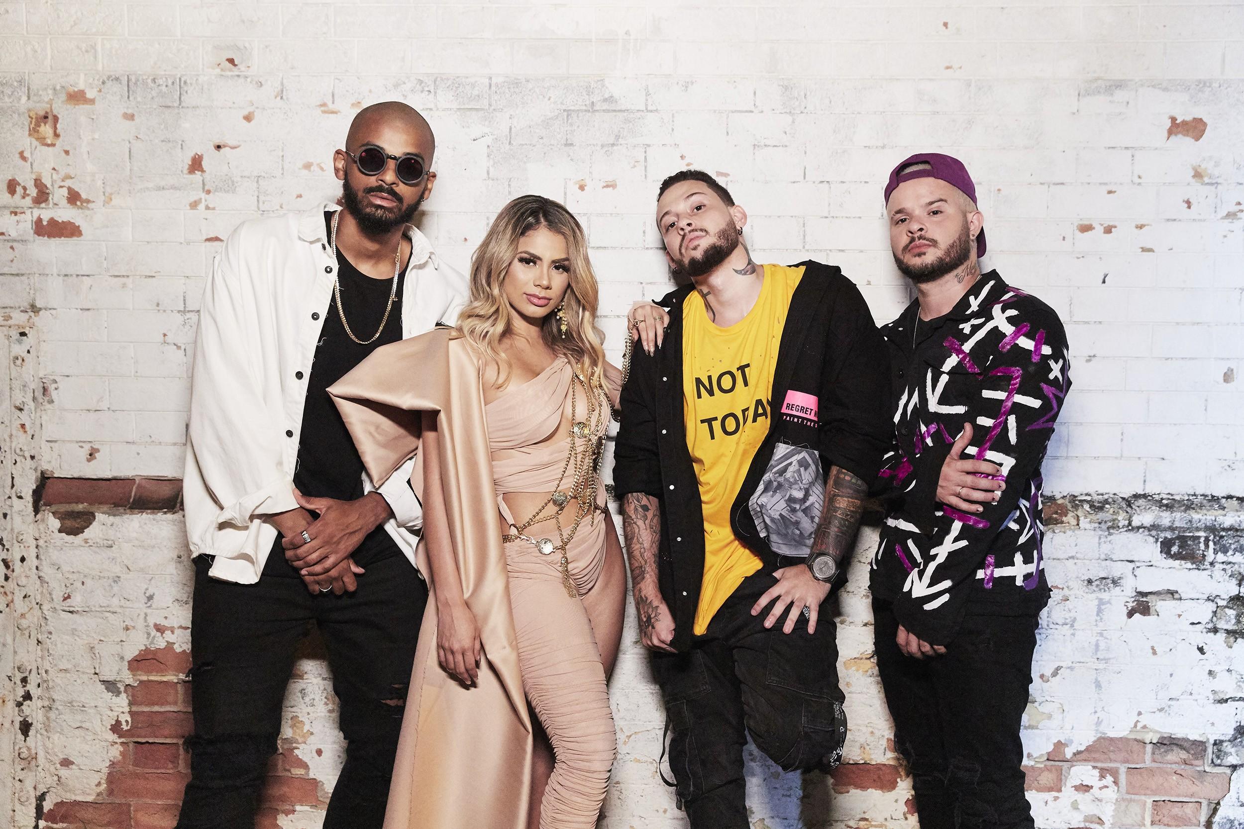 Compositores da produtora Hitmaker se lançam como cantores em single com Lexa