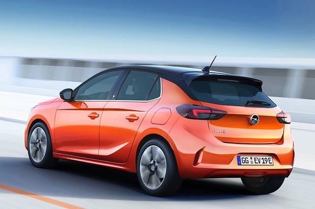 Traseira do Opel Corsa 2020 (Foto: Divulgação)