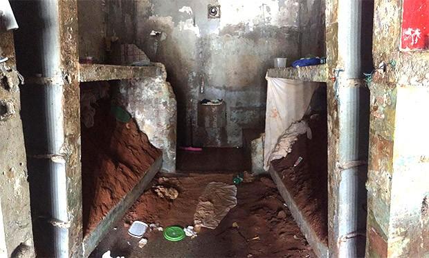 Resultado de imagem para túneis cadeia