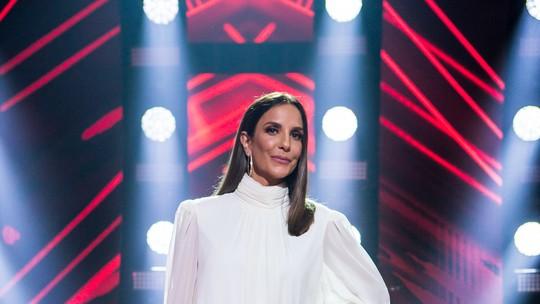 Ivete Sangalo sobre participantes do 'The Voice': 'Todos somos artistas'