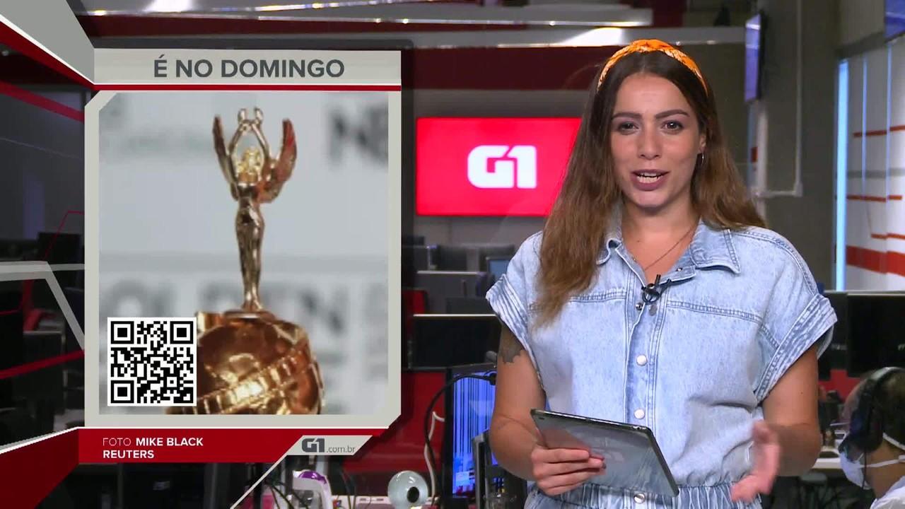 G1 em 1 Minuto: Bolsonaro gera aglomeração no Ceará em meio a alta de mortes