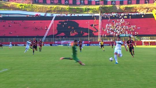 Melhores momentos e gols de Vitória x Coritiba, que valeu acesso para a Série A