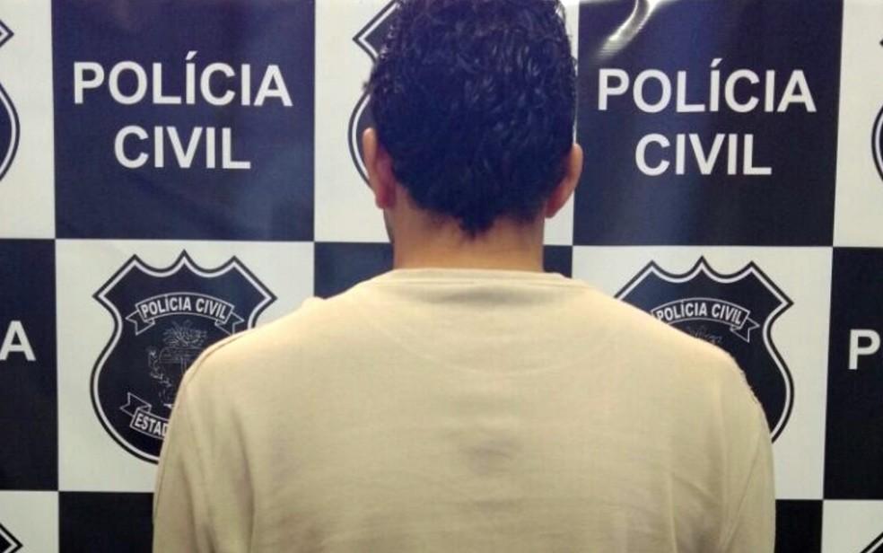 -  Gerente comercial é preso suspeito de abusar de criança em Luziânia  Foto: Divulgação/Polícia Civil