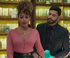 Na segunda-feira (2), William (Diego Montez) descobrirá que Diogo (Armando Babaioff) é o amante misterioso de Gisele (Sheron Menezzes) | TV Globo