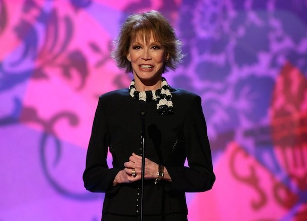 A atriz Mary Tyler Moore (Foto: Getty Images)