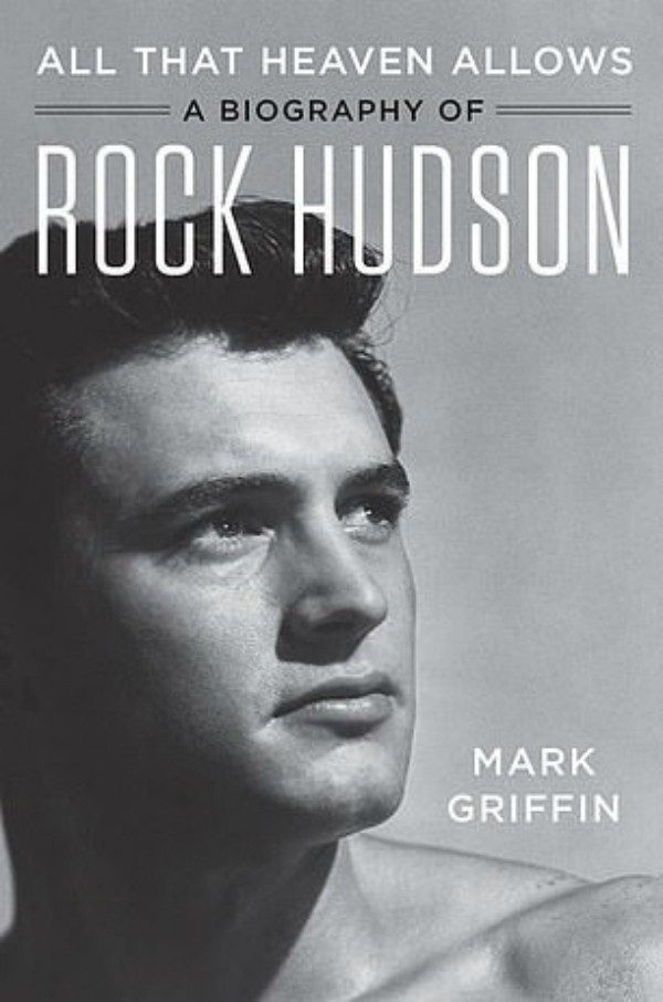 Capa do livro All That Heaven Allows: A Biography of Rock Hudson (Foto: Reprodução)