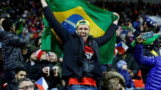 Torcida Brasil x República Tcheca