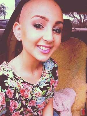 Talia Joy Castellano morreu na terça-feira (16) aos 13 anos (Foto: Reprodução/ Facebook Talia Joy Castellano)