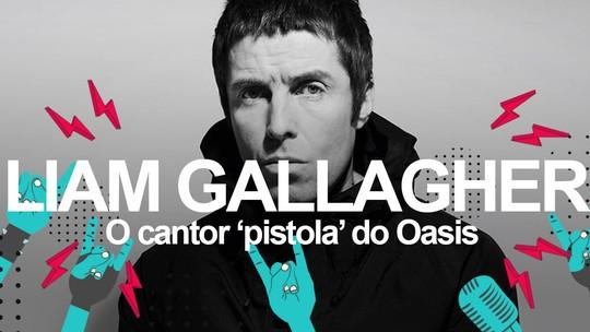 Liam Gallagher: Saiba como será o show no Lollapalooza 2018