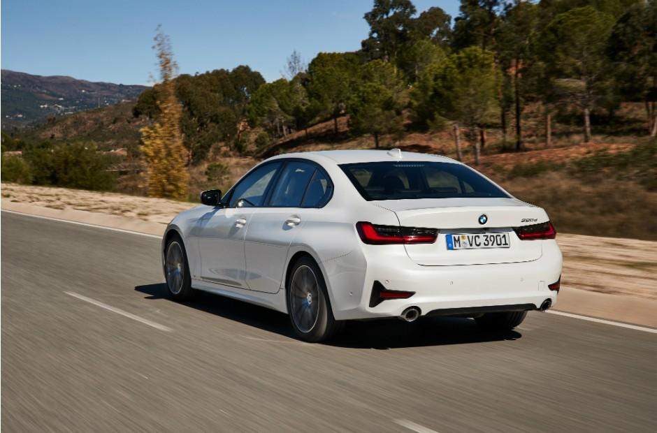 BMW Série 3 330i M Sport (Foto: Divulgação)