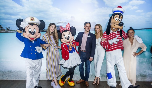 Disney Cruise  (Foto: David Mazzo)