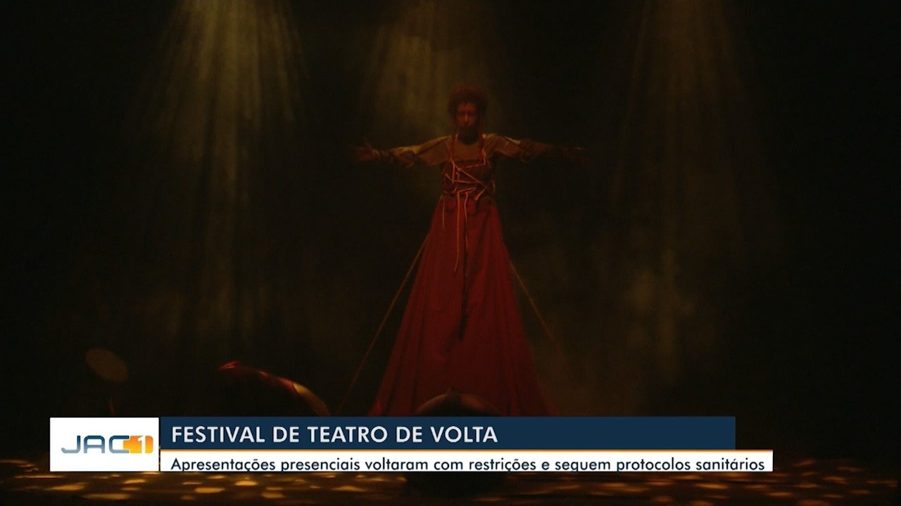 Festivais de teatro voltam acontecer em Rio Branco