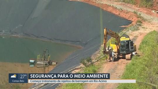 Sócios da mineradora que abandonou barragens em Rio Acima são procurados
