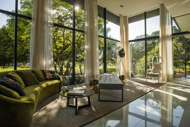 Antiga sede do Flamengo, edifício no RJ se tornará residencial de luxo (Foto: Divulgação )
