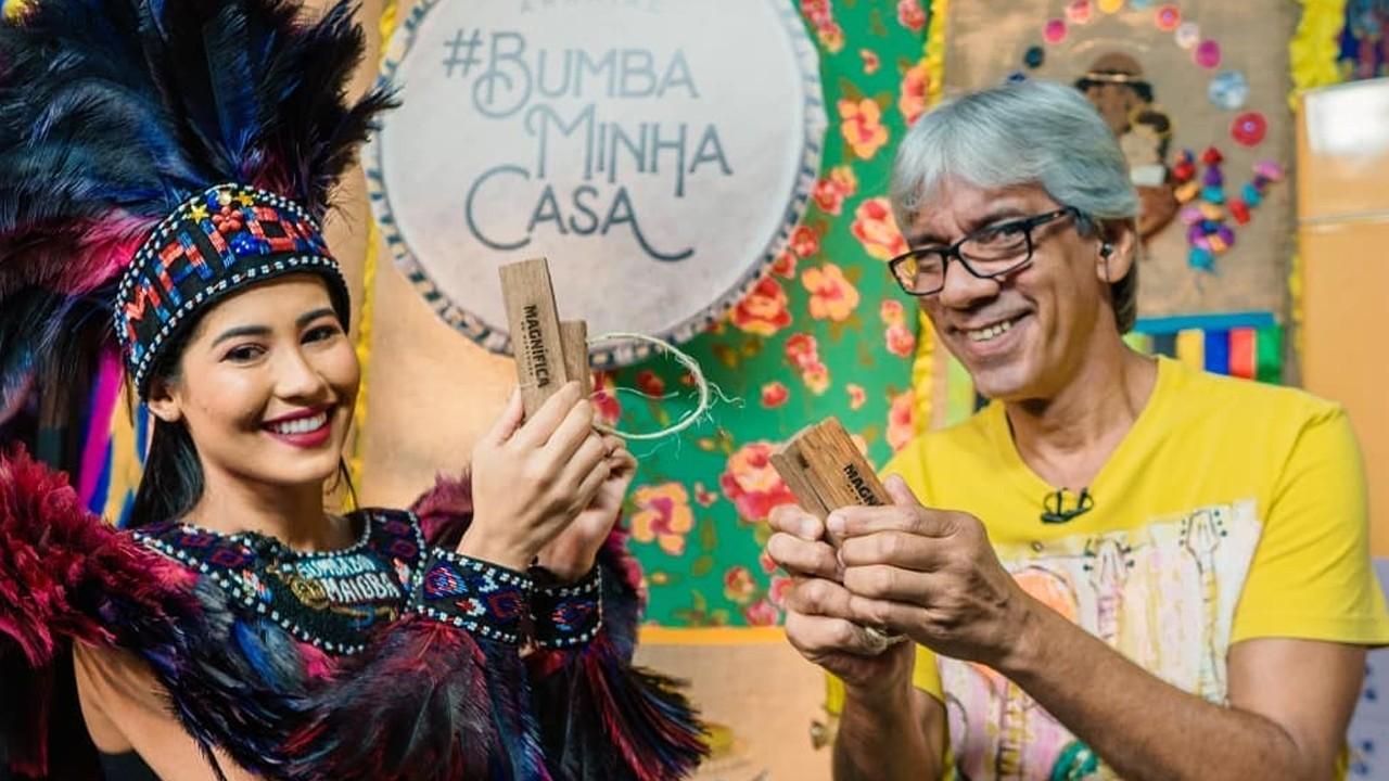 Bumba Minha Casa realiza última live de São João nesta sexta-feira (10)