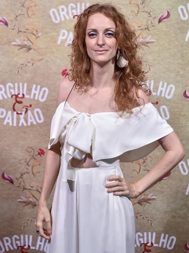 Laila Zaid (Foto: João Cotta/TV Globo)
