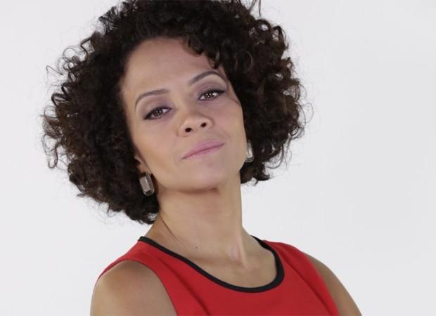 Aline Borges interpreta Bárbara em Apocalipse (Foto: Divulgação/Record TV)