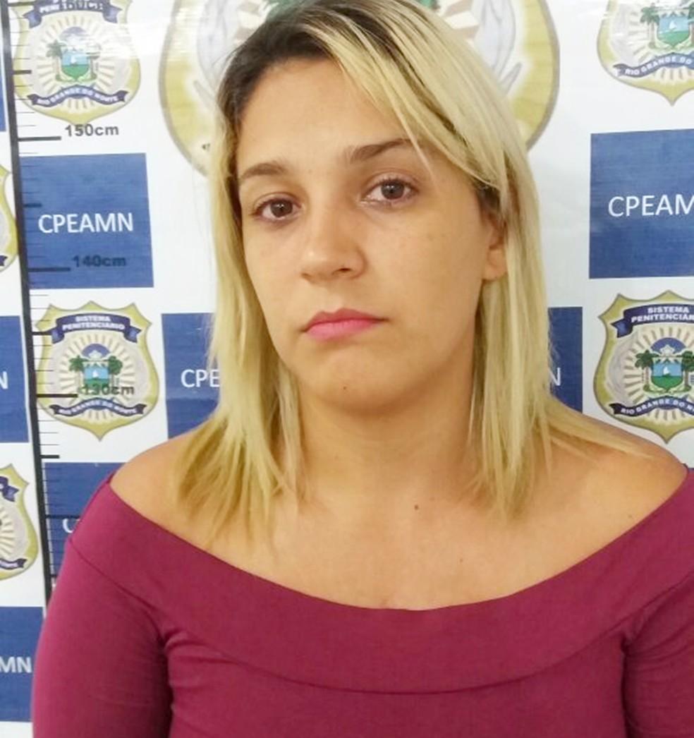 Viviane Iracema Matos Mota (Foto: Sesed/Divulgação)