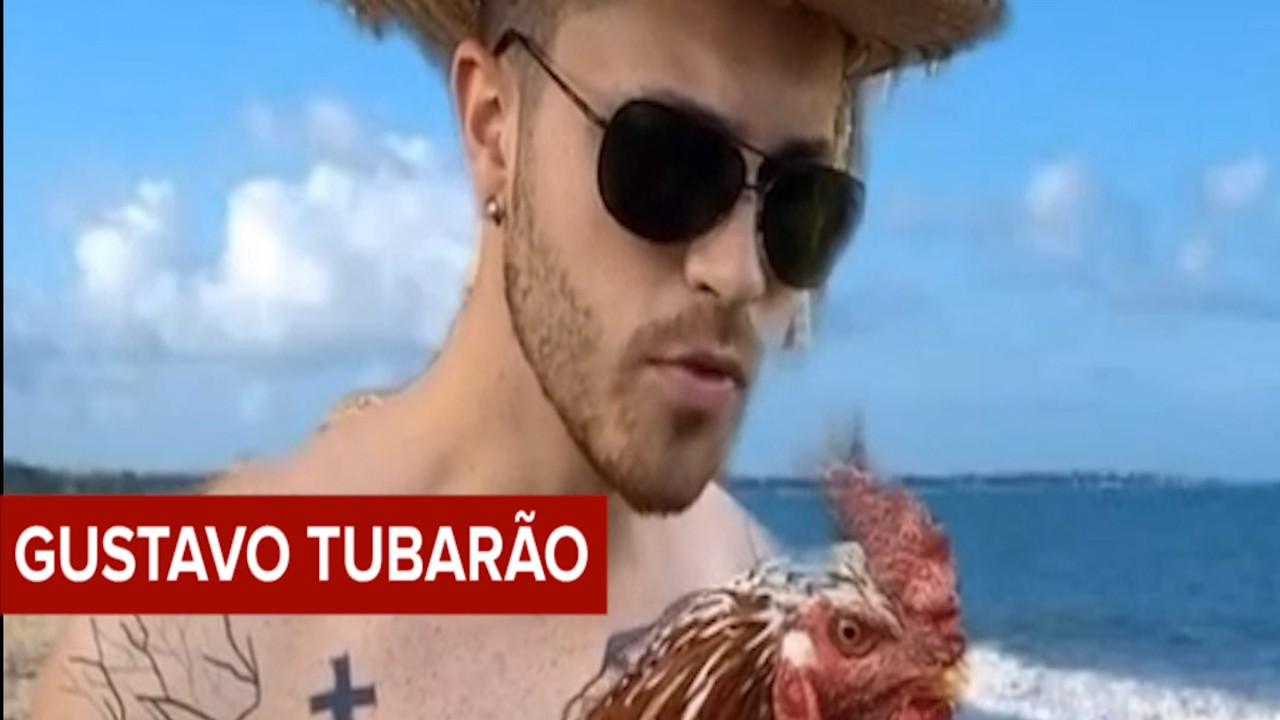 Gustavo Tubarão faz sucesso na internet brincando com o que é ser mineiro