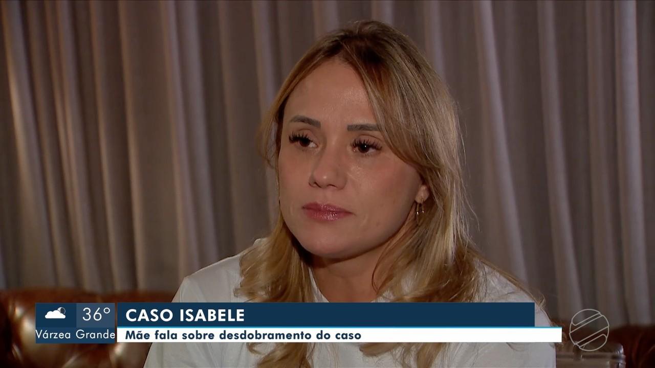 Mãe de Isabele Ramos fala sobre liberação da adolescente que atirou e que ficou internada