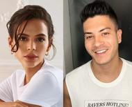 Bruna Marquezine ironiza suposto relacionamento com Arthur Aguiar