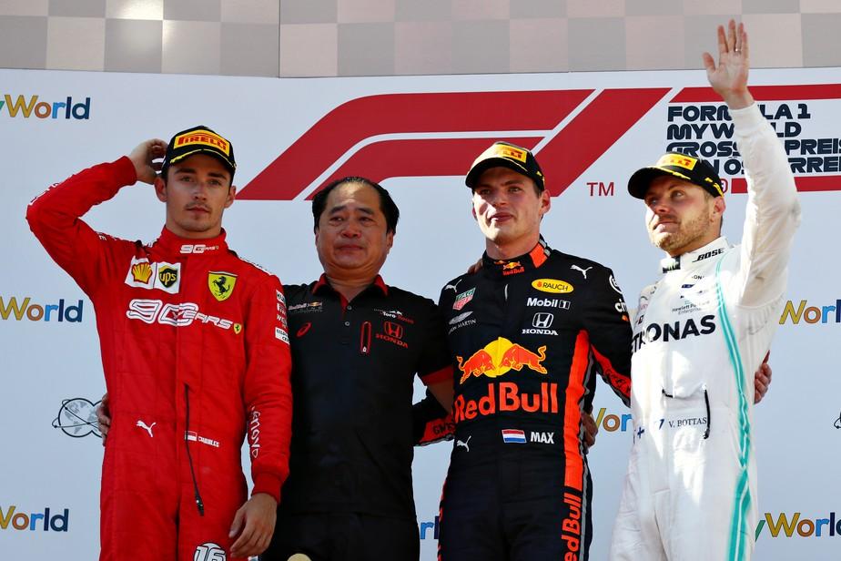 Comissários confirmam vitória de Max Verstappen após análise do incidente com Charles Leclerc