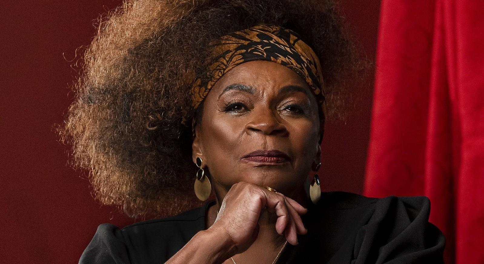 Dia da Mulher Negra: Zezé Motta fará homenagem para grande líder quilombola