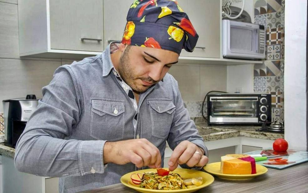 Chef sul-mineiro é premiado com selo de melhores restaurantes pelo 2º ano consecutivo de Portugal — Foto: Arquivo Pessoal