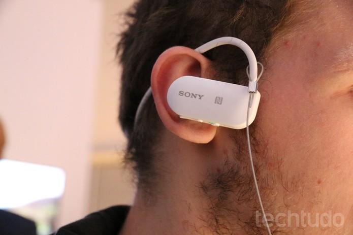 Sony Smart B-Trainer (Foto: Isadora Diaz / TechTudo)