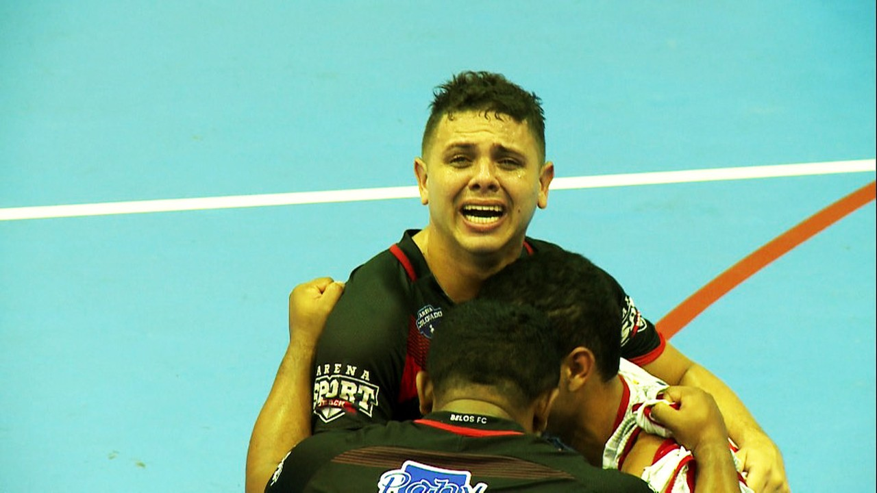 Os gols de Belos 4 x 3 Jes pela final do Campeonato Piauiense de Futsal 2020