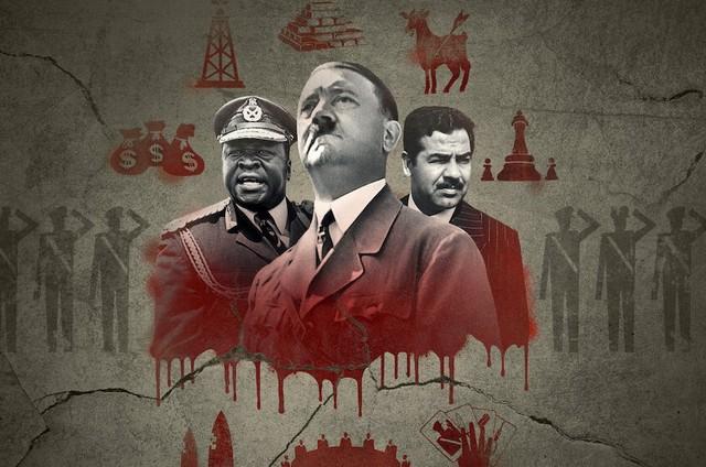 'Como se tornar um tirano', série da Netflix (Foto: Reprodução)