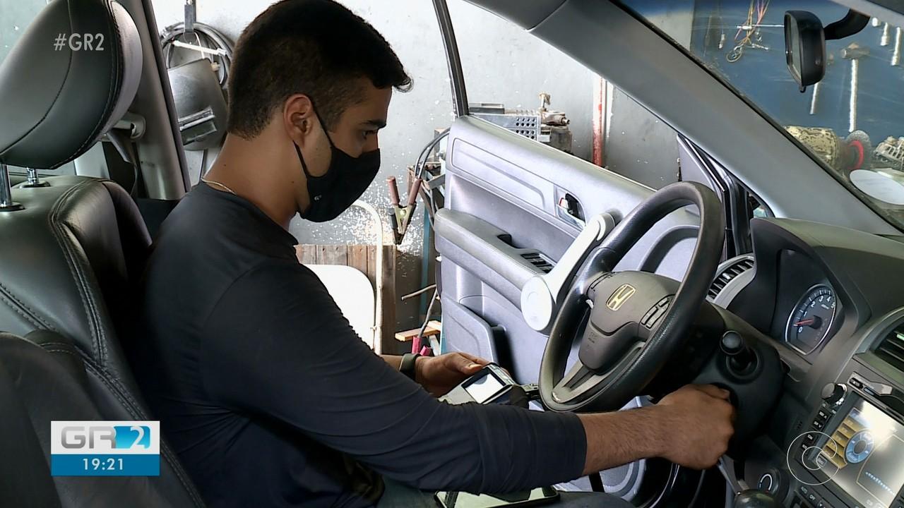 Número de revisões em veículos diminui em Petrolina neste final de ano