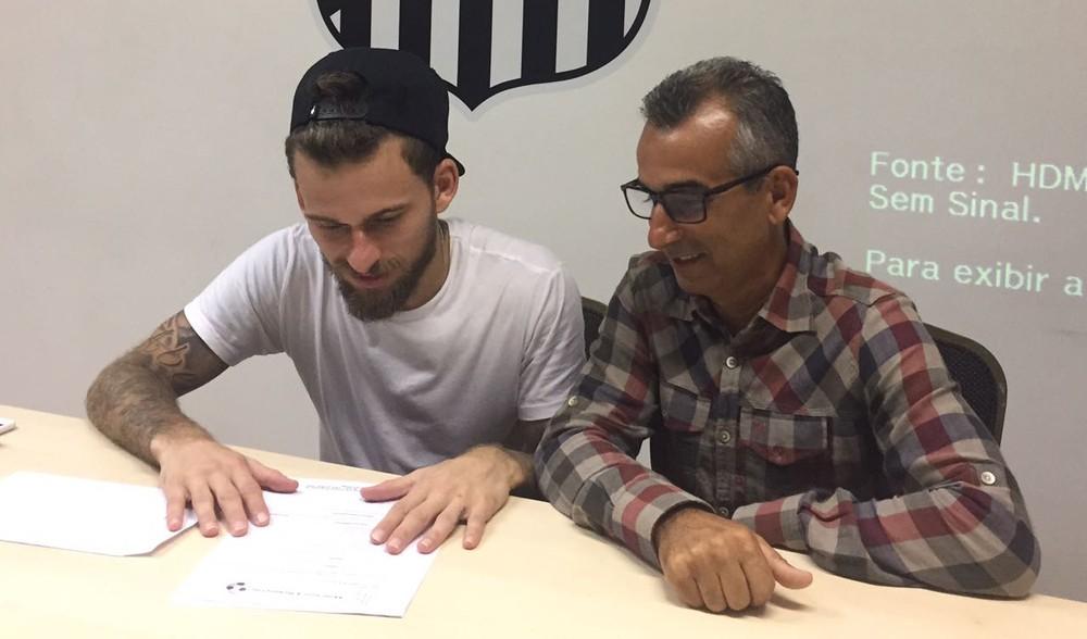 Pais de Lucas Lima e Neymar agendam visita ao Palmeiras para fechar negócio