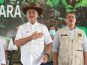 Foto: (Isac Nóbrega/PR/Agência O Globo)